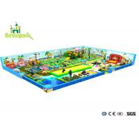 Buy cheap Inflatable Unique Themed Playground Equipment Situation House Park from wholesalers