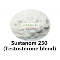 Quality Testosterone Blend  Sustanon 250 Mixed Testosterone Powder For Muscle Building for sale