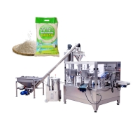 Buy cheap PE Premade Pouch Filling Sealing Packaging Machine product
