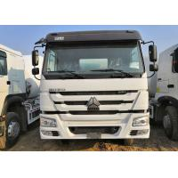 Buy cheap City Use 6x4 Concrete Mixer Truck For Construction , 10 Cubic Meter Cement Mixer Lorry product