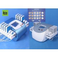 Buy cheap 650nm / 980nm Lipo Laser Slimming Machine Effective With Mitsubishi Diodes product