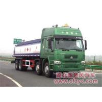 Buy cheap Different types and functions of  oil tank truck product