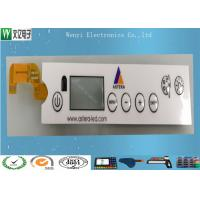 Buy cheap Rigid Combined Flex FPC Membrane Switch / Custom Membrane Switch Panel product