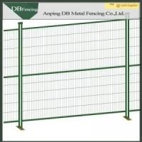 temporary fence,powder coated canadian portable panels,6ft x 10ft canada temporary fence panel