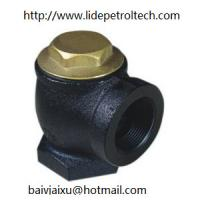 Buy cheap Oil Tank Angle Check Valve product