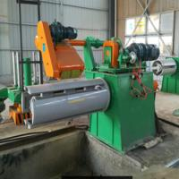 Buy cheap Automatic Metal Slitting Line Machine , Cut To Length Line Machine High Speed product