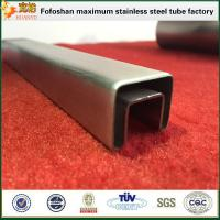 Buy cheap 2016 Foshan Stainless Steel Handrail Square Tube Manufacturers product