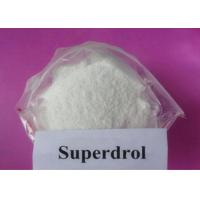 Buy cheap Raw Hormone Powders Methasterone Superdrol Anti Aging Steroids For Fitness CAS No: 121062-08-6 from wholesalers