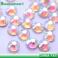 Buy cheap Swainstone round flat back China strass, China wholesale starss for apparel, China factory strass for garment product