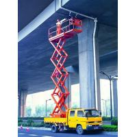 Buy cheap Automatically Truck Mounted Scissor Lifts product