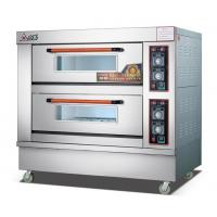 Buy cheap Electric Commercial Bread Baking Oven , Auto - thermostat Pizza Bakery Kitchen Oven product