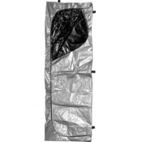 Buy cheap C Type Zipper Shroud Body Bag 2200*800MM 100kg Thickness 0.2mm Biodegradable Friendly product