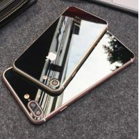 Buy cheap 2.5D Round Edge Mirror Tempered Glass Screen Protector Iphone 6 / 6 Plus Anti Oil / Dust from wholesalers