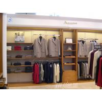 Buy cheap Tailored suit & dress shirt cloth display rack product