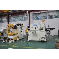 China Roller Feeder Metal Sheet Straightening Machine Material Rack Production on sale