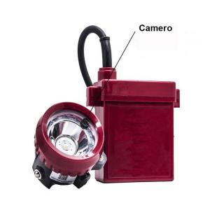 Buy cheap Video Miner'S Lamp Bright Lights Head Cord Coal Wireless Data storage capacity  YX/LPM6Ah/3.7V product