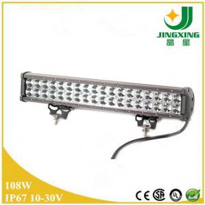 China Combo beam 108w led light bar 4x4 off road led light bar on sale