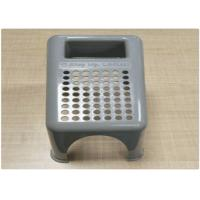 China Household / Industrial Plastic Products Grey Molded Plastic Stool PP Material on sale
