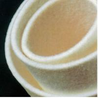 Buy cheap Small Melting Furnace Needle Felt Filter Cloth Pps Fibers 1.8mm Thickness product