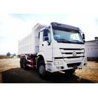 Buy cheap Sinotruk Howo 6x4 Euro II Heavy Duty Dump Truck 371 Horse Power 25 Tons Loading product