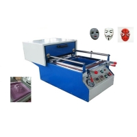Buy cheap Hot sale Acrylic Semi automatic thermo vacuum forming machine from wholesalers
