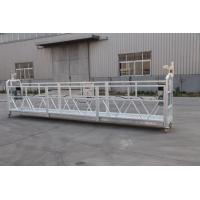 Buy cheap Building Construction Suspended Working Platform , Suspended Access Platforms product