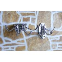 Buy cheap Decorative Metal Wood Wall Hook Mounting Hooks for Coat Hat Clothes, Zinc alloy wall hook product