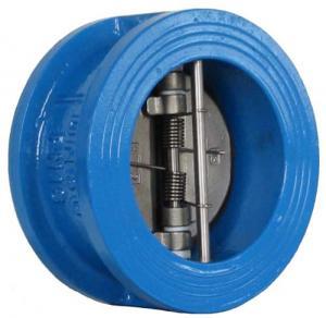 Buy cheap A válvula da verificação da bolacha do ANSI flangeou extremidades product