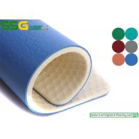 Buy cheap PVC Vinyl Sports Floor Covering / Gym Floor Mat GEM stone style from wholesalers
