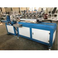 Multicut Paper Straw machine Paper Slitter Rewinder packing machine and printer whole production line