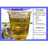 Buy cheap Steroid Oil based injection Gear Oxymetholone / Anadro 50 Semi-Finished Oil For Bodybuilding product