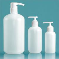 Buy cheap SGS fine material PP 18 410 plastic lotion bottle with pump with good quality and competitive price product