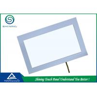 China Transparent 10.1 Smart Home Touch Panel Conductive ITO For LCD Module on sale