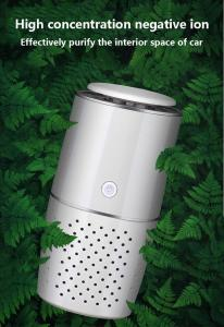 Buy cheap UVC Household Air Purifier Filtration Smoke Dust Pet Dander Smell Remover product