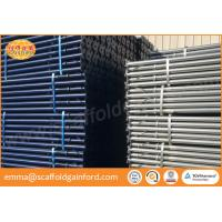 China Painted 2.2m - 4.0m adjustable heavy duty steel shoring prop for Middle east aluminium formwork project on sale