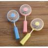 Buy cheap Portable USB Badminton Racket Fan Handheld Mini Badminton Racket Fan from wholesalers