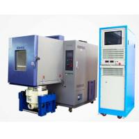 Buy cheap Temperature And Vibration Combined Climatic Test Chamber CE / ISO 9001 Approved product