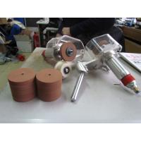 Buy cheap Handheld Manual Low - E Glass Edge Deletion Machine Pneumatic Control System product
