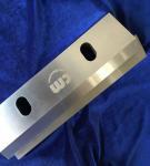 Buy cheap High Precision Plastic Granulator Blades HRC 56-58 Hardness Wear Resistance product