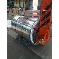 Buy cheap Hot Dipped Galvanized Steel Coils , GI Silted Steel Coil 0.95 Mm THK X 182mm WD G-550 Z-275 product