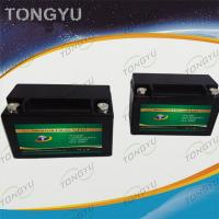 China Lithium Ion LiFePO4 Starter Battery 12V 10Ah For KTM Motorcycle , Motorcycles on sale