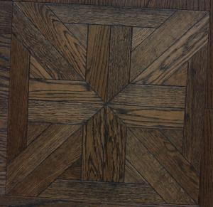 parquet de madeira carvalho assoalho-escovado