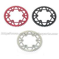 Buy cheap Self Cleaning Dirt Bike Sprockets 520 Motorcycle Chain Sprocket Honda CR CRF 125 250 product