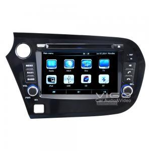 Buy cheap Car Stereo for Honda Insight GPS Navigation Headunit Sat Nav DVD  VHI8020 product