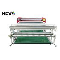 Large Format T Shirt Printing Heat Transfer Press Sublimation Machine Multifunction Roller