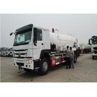 Buy cheap 6x4 Sewer Cleaning Truck, LHD / RHD Septic Waste TrucksFor City Cleaning product