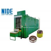 Buy cheap 32 position Trickle Impregnation Machine / Automatic stator varnish machine product