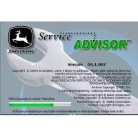 Buy cheap  Service Advisor 4.1 CF  Construction and Forestry product
