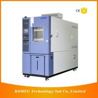 China Electronics Machine Rapid Temperature Testing Chamber Semi - Hermetic Compressor wholesale
