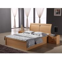 Buy cheap Professional King Size Modern Home Furniture Beds With Night Tables product